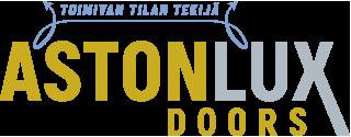 AstonLux Doors logo